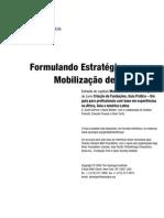 formulando estrategias p mobilização de recursos