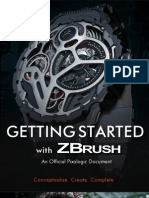 ZBrush Getting Started