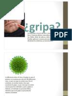 Gripe Genomma Lab