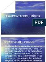 Teoria de La Argumentacion Juridica