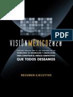 Doc PP Vision Mexico 2020 Resumen