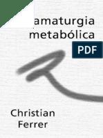 Dramaturgia metabólica