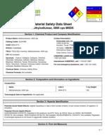 Methyl Cellulose Msds
