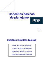 Apostila Conceitos Básicos do PCP
