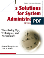 Solaris Solutions for System A