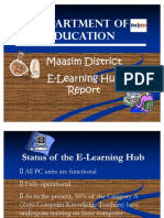 E-learning Hub Presentation