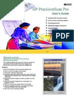 HP SCANJET 5270C User Manual