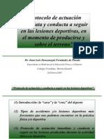 18[1]Protocolo Lesiones Deportivas Ppt Share)