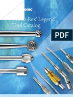 Midas Rex Legend Tool Catalog