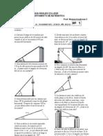 Guía de trigonometría nº 1