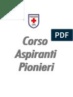 Programma nazionale del corso per Aspiranti Pionieri (O C  n  835 del 16 05 03)