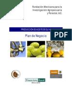 Aceite de Olivo Fumiaf