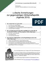 2003 Paraskewopoulos - Kritik an Agenda 2010