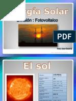Presentacion Energia Solar Fotovoltaico - Prof. Juan Casas