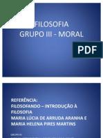 Filosofia Ppt Moral 13062010