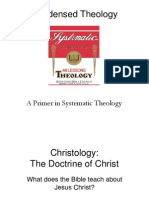 Condensed Theology Lecture 26