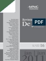 Revista Jurídica De Jure 16