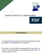 Conceptos Bàsicos de Termodinámica