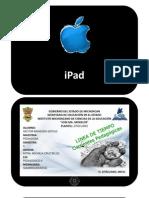iPad (Linea de Tiempo)