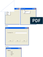 c# Programs - Forms