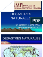 Desastres Naturales Expos