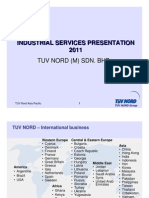 Industrial Services TUV Nord Malaysia