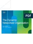 dynamic networked org for posting