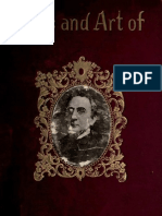 The Life and Art of Edwin Booth and His Contemporaries by Brander Matthews