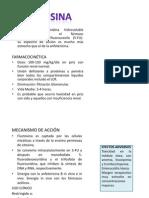 presentación antimicóticos