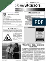 Chavornay Infos du 17 juin 2011