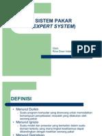 ai_Sistem Pakar
