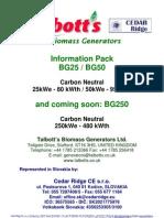 Talbotts Biomass Generator Info-pack 17-03-2011 en V5.2