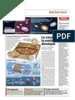 Roman Sf Histoire Sur Big Bang Dans Un Labo