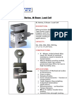 S Type SL Series LOAD CELL