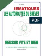 Mathematiques Annales Brevet Senegal