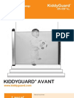 KGA Owner Manual GERMAN