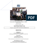 Final Evaluation Report:Toliara Region Expanded Impact Project (TREIP) Madagascar(USAID 2010)