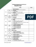 f3 Maths Annual Scheme of Work 201