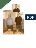 Sifu John Fanning and Declan Max Brohan 1977