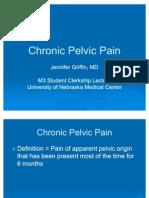 Chronic Pelvic Pain Oct 2008