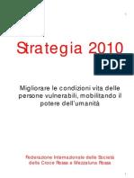 Strategia 2010 della FICR