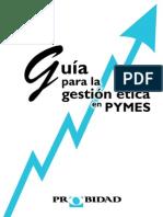 Guia Gestion Etica en Pymes