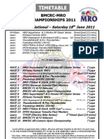 18-19 June Timetables Silver Stone v6