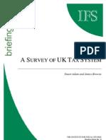 UK Tax Syestem