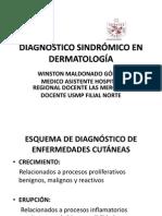 DIAGNÓSTICO SINDRÓMICO EN DERMATOLOGÍA