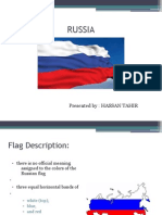 presentation on Russia