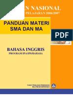 IPA-IPS-Bahasa-Bahasa Inggris 2006-2007