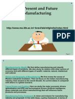 B PPF Indian Manuf Start PPT