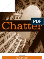 Chatter, March 2011