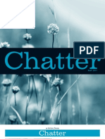 Chatter, May 2011